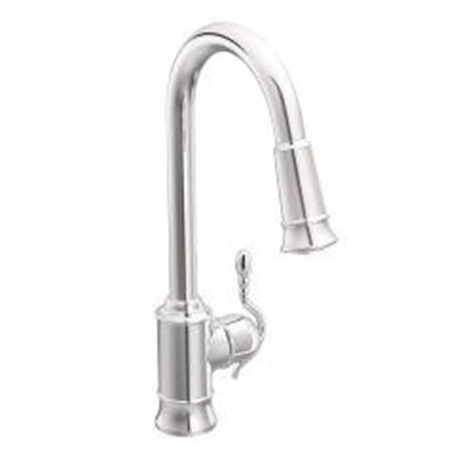 Pull Down Kitchen Faucet   Richards Plumbing & Heating ...
