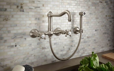 picture of a faucet